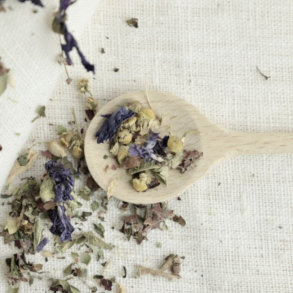 Mama-To-Be Herbal Infusions