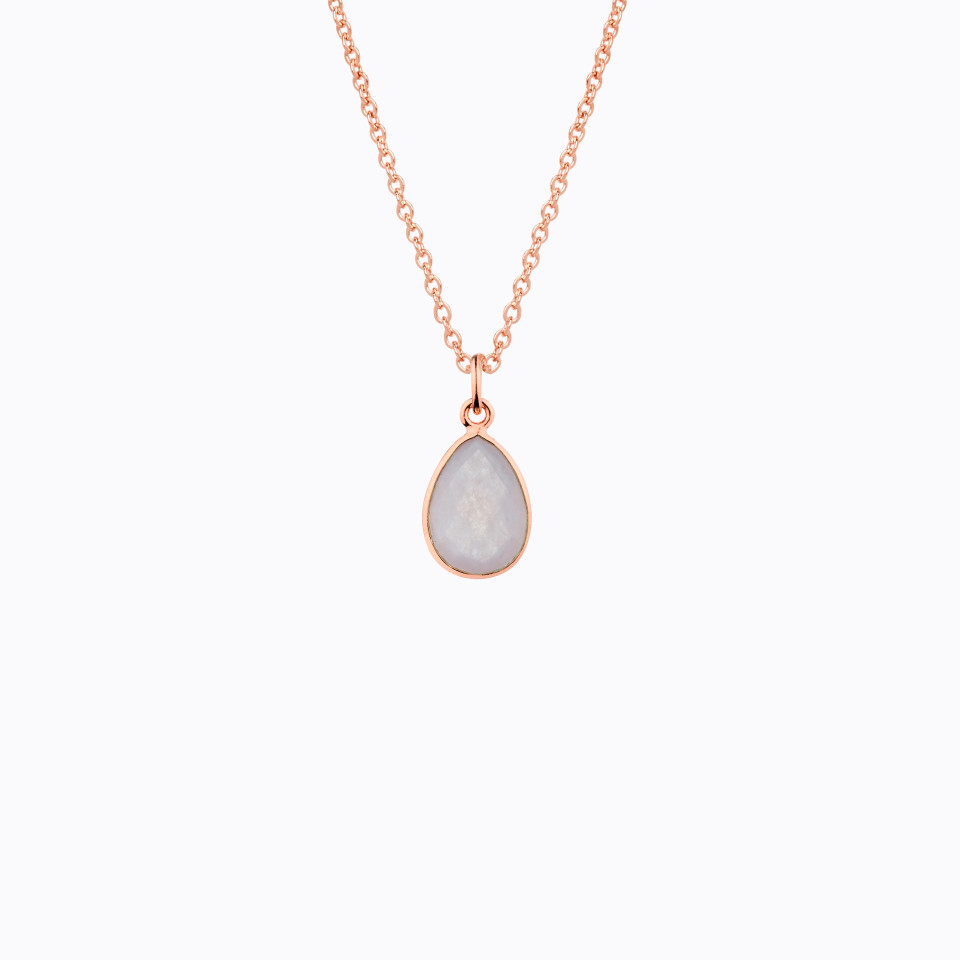 Wellbeing Drop Necklace